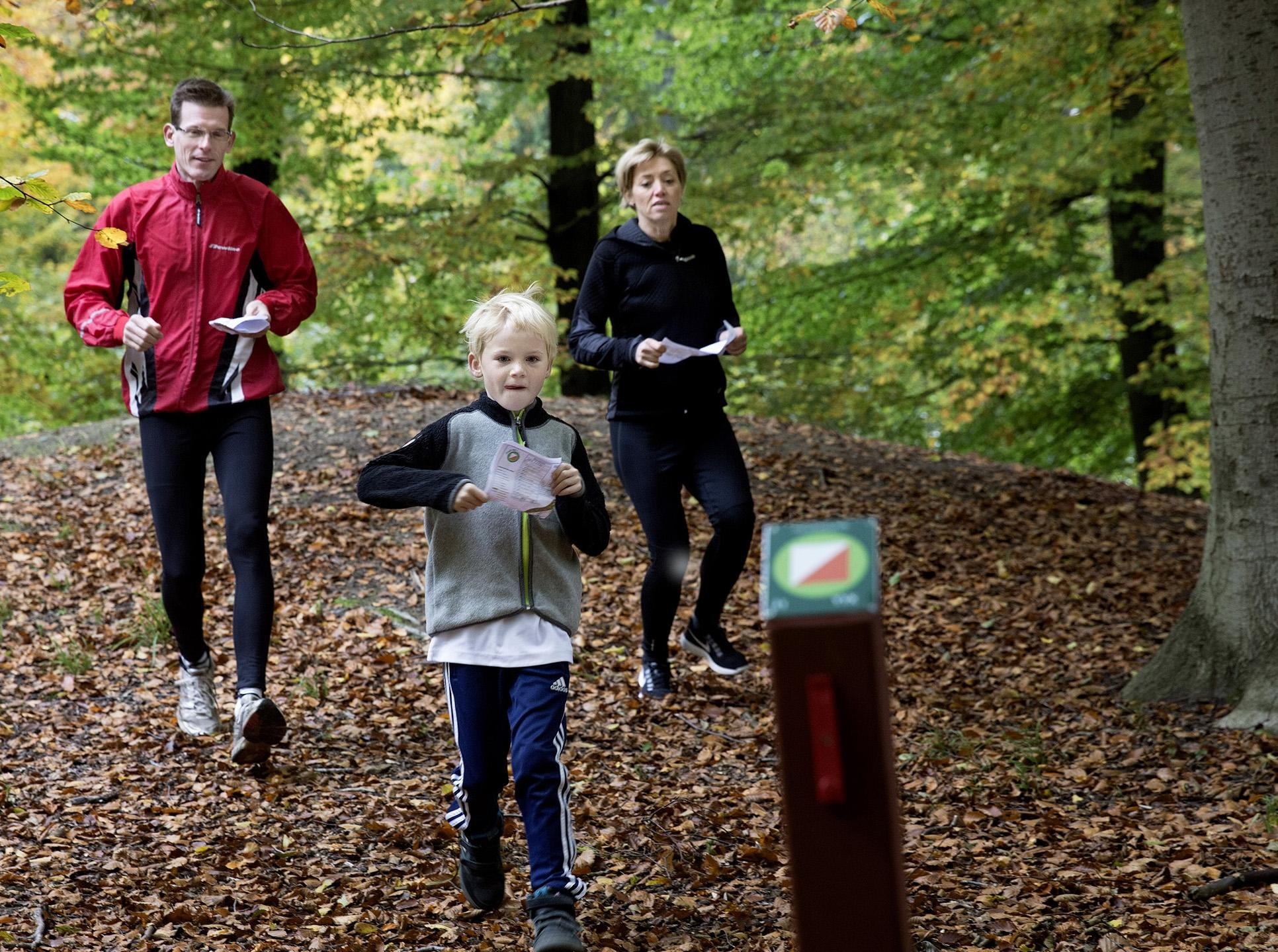 Projektet Find vej i gør det muligt for alle og enhver at løbe efter poster i skov, park og by - også uden tilknytning til en klub.